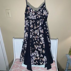 Simply Vera Wang floral dress!
